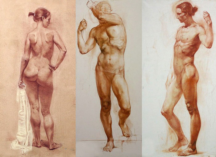 Drawing Figures: All Times Tips for Beginners